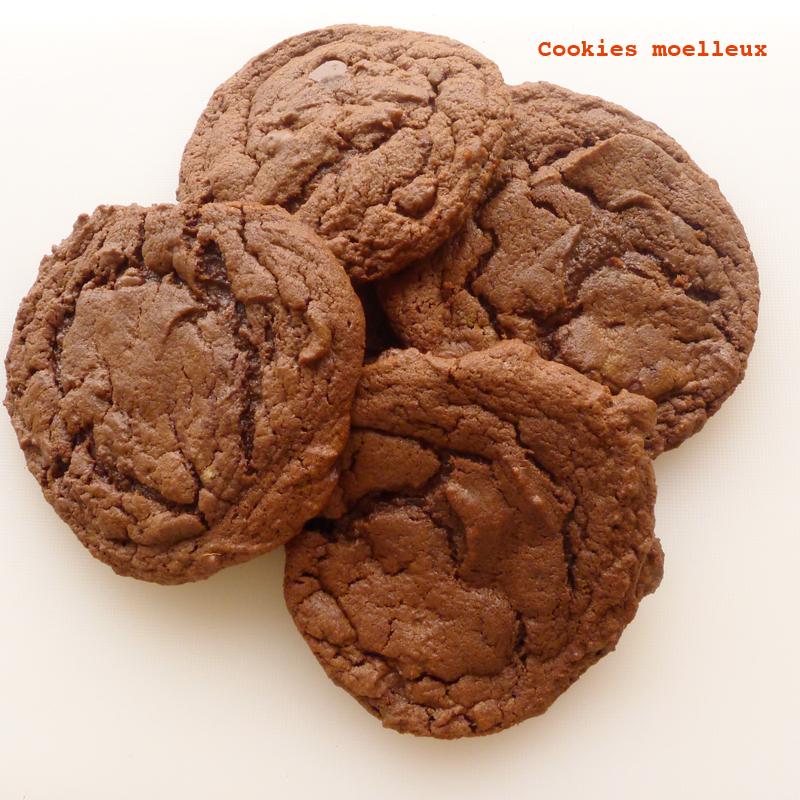 cookies au chocolat sans gluten