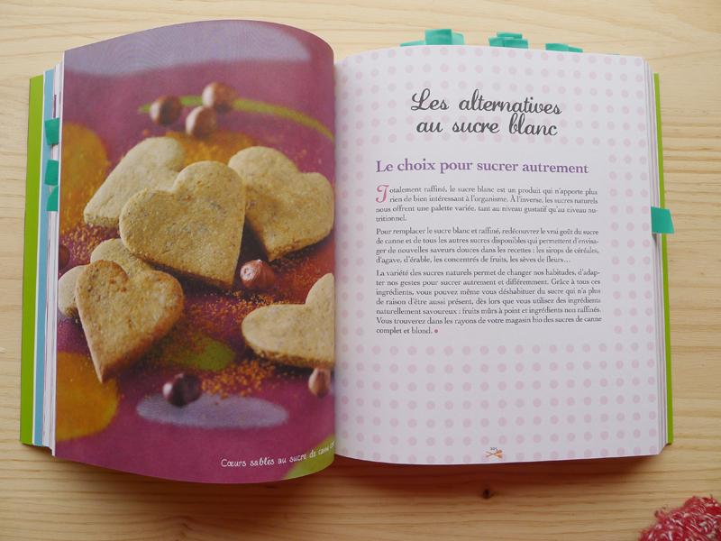 cuisinez gourmand, pages intérieures