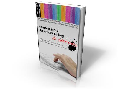 comment écrire des articles de blog à succès