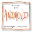 Acheter sur Kindle via Amazon pour Android